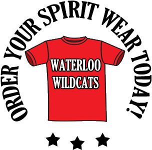 Click here to order your Waterloo Spirit Wear!